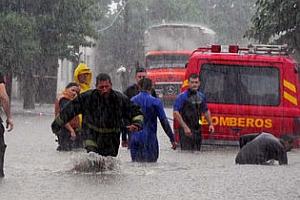 Непрекъснатите дъждове в Аржентина заплашват сеитбата на слънчогледа