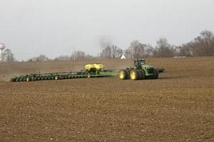Сеитбата на царевица в САЩ се извършва с най-бавните темпове от 29 години насам