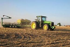 Сеитбата на пшеница в Аржентина започна