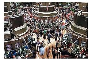 Пазарите в средата на деня.