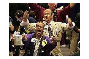 Преглед на пазарите в средата на сесията: