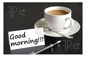 Сутрешно кафе: Спокойствие преди почивните дни