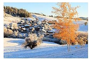 Снежната покривка е благоприятна за подхранването на посевите с азот