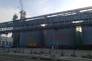 Експорт на зърно и маслодайни от пристанище Варна 14-17 ноември
