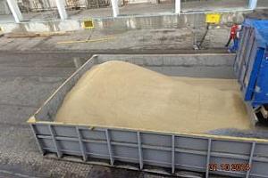 Експорт на зърно и маслодайни от пристанище Варна 1-4 декември
