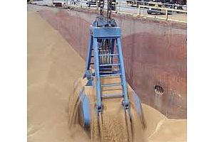 Експорт на зърно и маслодайни от пристанище Варна 4-8 декември