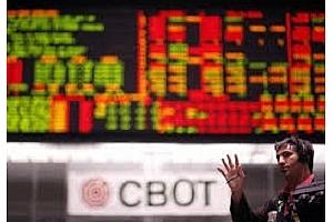 Пазарите в Чикаго прибират печалби и зърната поскъпват