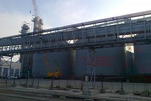 Експорт на зърно и маслодайни култури от пристанище Варна 13-20 април