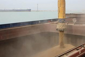 Казахстан изнесе рекордните 10,6 млн. тона зърно