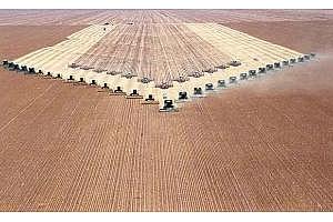 Русия: Към 20 юни 2012 г. е овършано над 100 хил. т зърно
