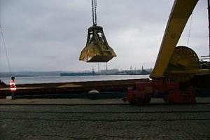 Износът на зърно от пристанище Руан спадна с още 14%