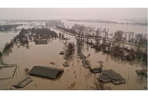 Наводнения в САЩ подкрепят зърнените пазари в Чикаго