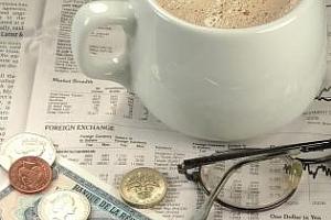 Сутрешно кафе: Леко понижение на пазара