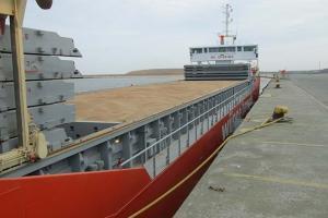 Транспортната стачка заплашва зърнения експорт от Франция