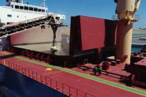 Бавна жътва бави и експорта на пшеница и ечемик от ЕС